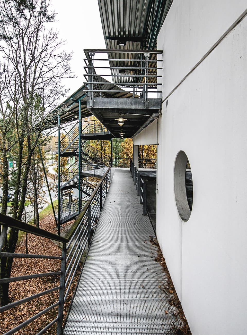 Scherzer Architekten: Parkhaus Nordostpark